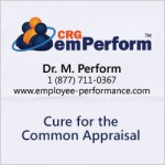 emPerform – The Rx for Effective Employee Performance Management